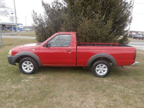 2000 Nissan Frontier for sale in York, PA