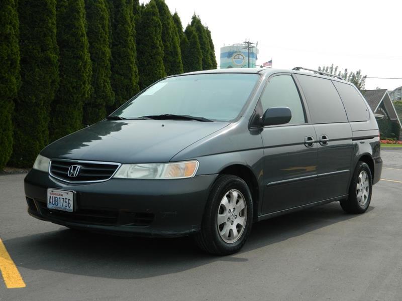 2004 Honda Odyssey EX L 4dr Mini Van W/DVD   Moses Lake