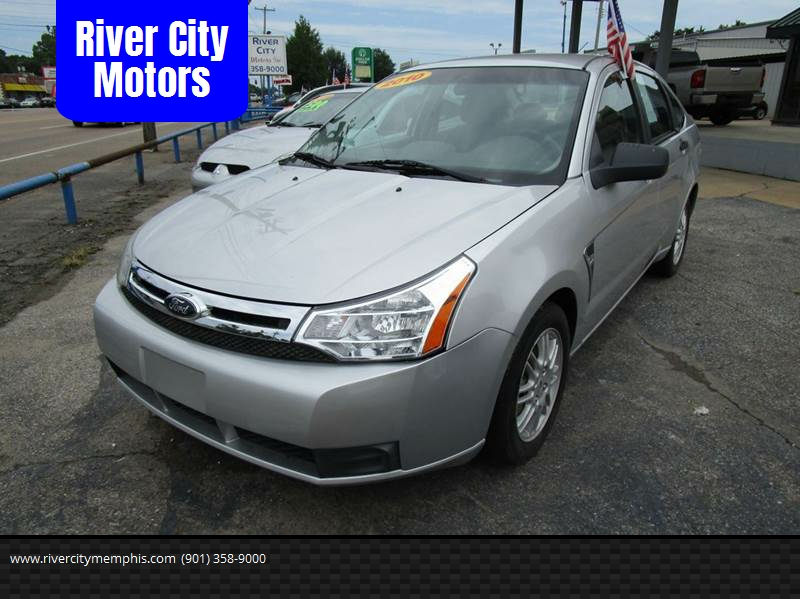 2010 Ford Focus Se 4dr Sedan In Memphis Tn River City Motors
