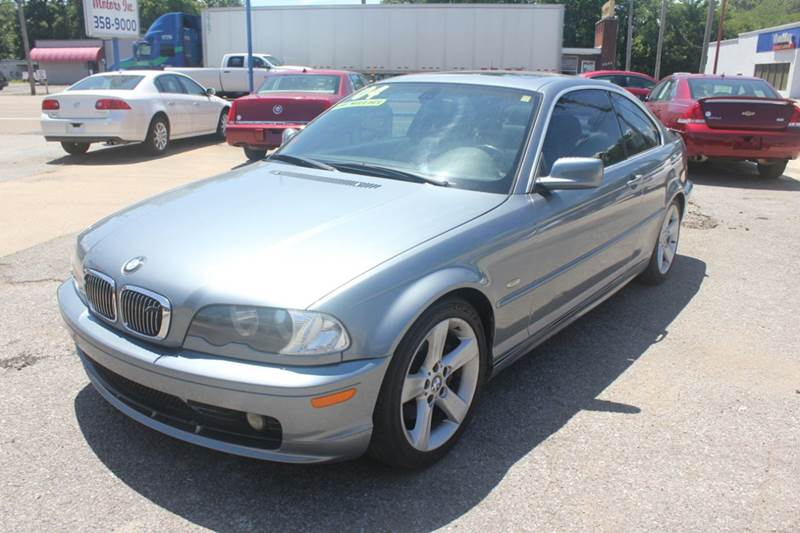 BMW 3 Series 2004 325Ci 2dr Coupe