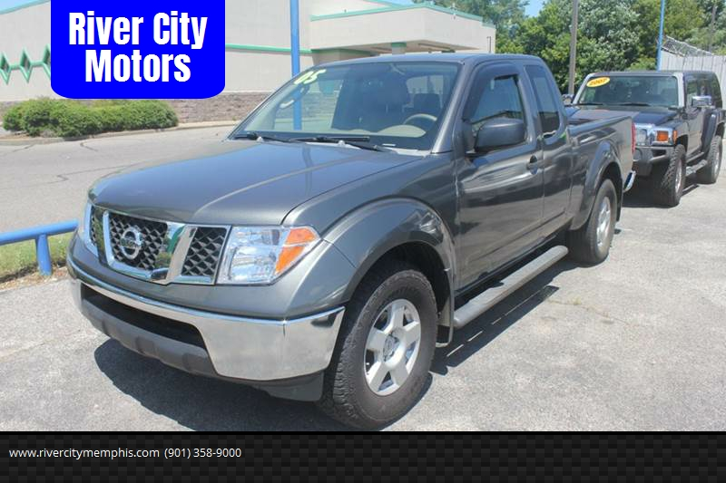 2005 Nissan Frontier 4dr King Cab Se Rwd Sb In Memphis Tn River