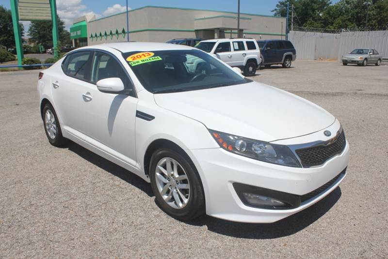 Kia Optima 2013 LX 4dr Sedan