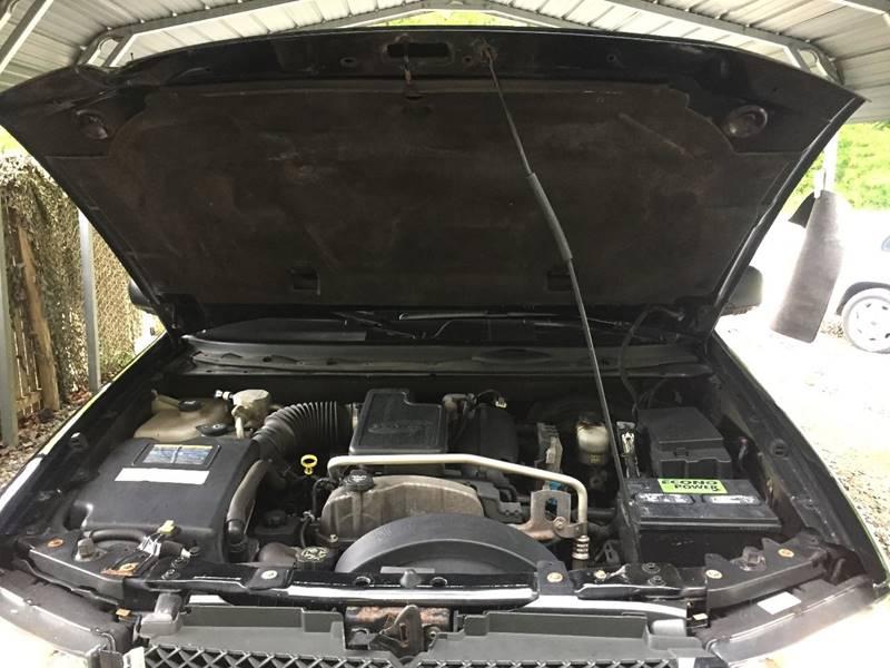 2006 Chevrolet TrailBlazer LT 4dr SUV 4WD - Port Murray NJ