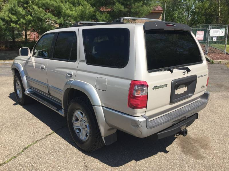 1999 Toyota 4Runner 4dr Limited 4WD SUV - Port Murray NJ