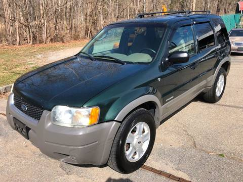 2001 Ford Escape for sale in Port Murray, NJ