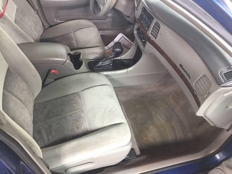 2005 Chevrolet Impala 4dr Sedan - Port Murray NJ