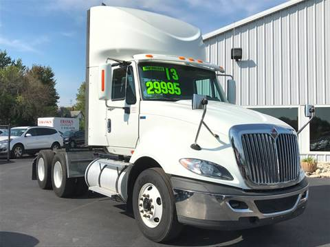 2013 International ProStar for sale in Momence, IL
