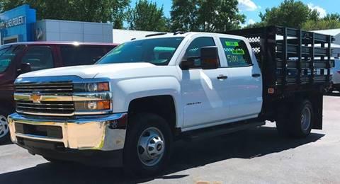 2015 Chevrolet Silverado 3500HD for sale in Momence, IL