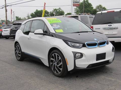 2014 BMW i3 for sale at MetroWest Auto Sales in Worcester MA