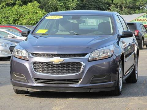 2015 Chevrolet Malibu for sale in Worcester, MA