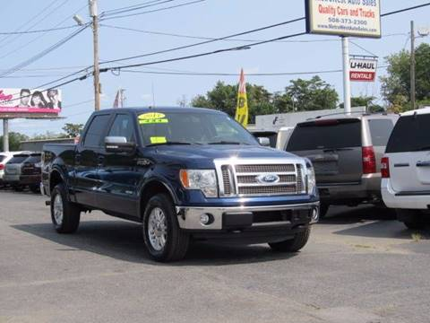 2011 Ford F-150 for sale in Worcester, MA