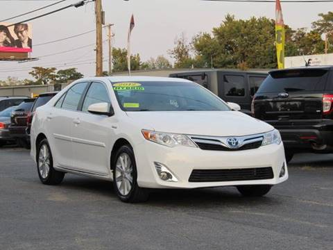 2012 Toyota Camry Hybrid for sale in Worcester, MA