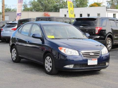 2008 Hyundai Elantra for sale in Worcester, MA