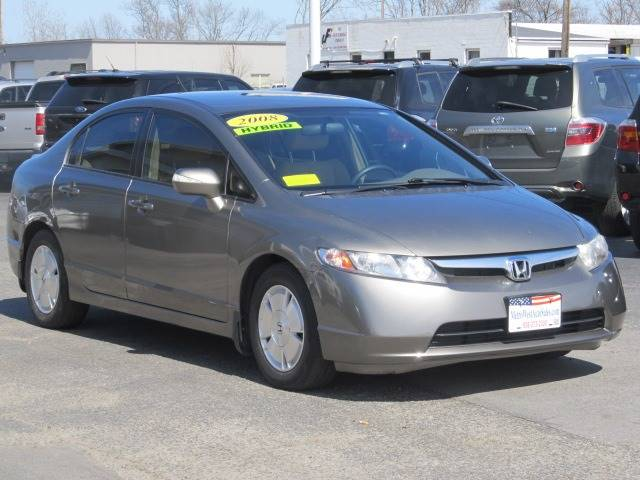 2008 Honda Civic For Sale At MetroWest Auto Sales In Worcester MA