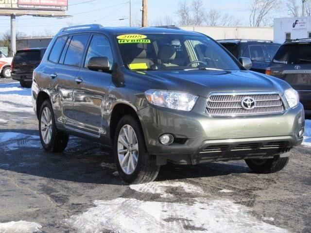 2008 Toyota Highlander Hybrid For Sale At MetroWest Auto Sales In Worcester  MA