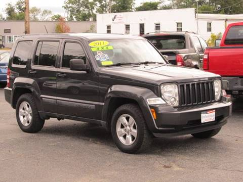 2011 Jeep Liberty for sale in Worcester, MA