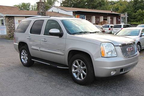 2007 GMC Yukon for sale in Worcester, MA