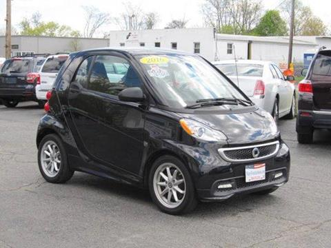 2016 Smart fortwo electric drive for sale in Worcester, MA