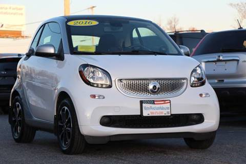 2016 Smart fortwo for sale in Worcester, MA