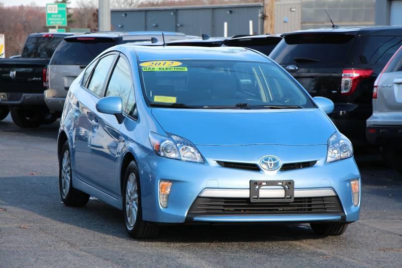 Used Toyota Prius Prime Plus, 2012