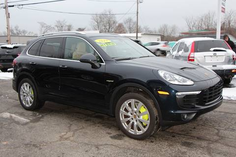 2017 Porsche Cayenne for sale in Worcester, MA
