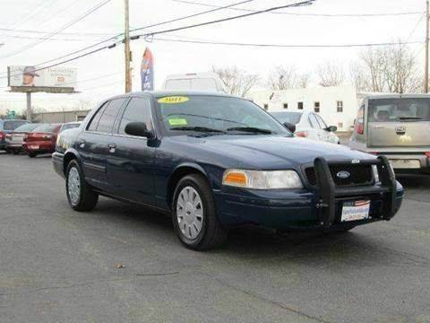 2011 Ford Crown Victoria for sale in Worcester, MA
