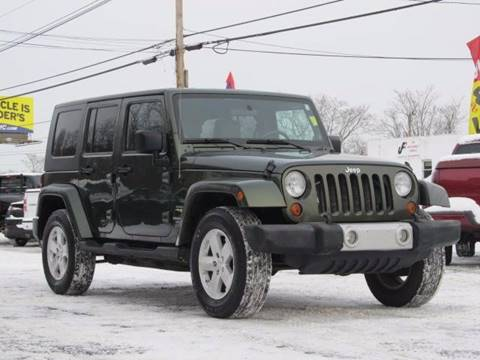 2008 Jeep Wrangler Unlimited for sale in Worcester, MA