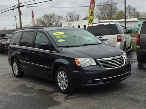 2013 Chrysler Town and Country for sale in Worcester, MA