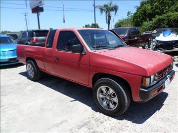 1996 nissan truck for sale for Scott harrison motors houston tx