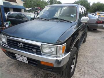 1994 Toyota 4Runner for sale in Houston, TX