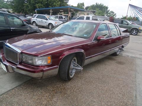 1994 Cadillac Fleetwood for sale in Houston, TX