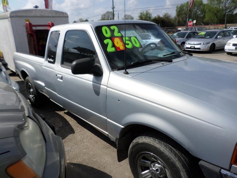 2002 Ford Ranger In Houston Tx Scott Harrison Motor Co