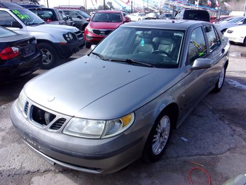 2005 Saab 9-5 for sale in Houston, TX