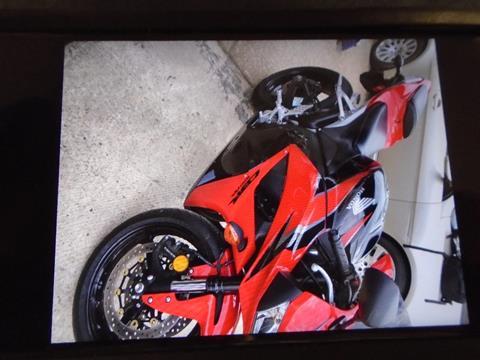 2009 Honda CBR600RR for sale in Houston, TX