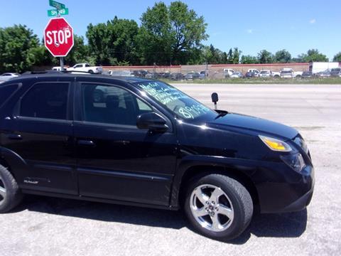 2004 Pontiac Aztek for sale in Houston, TX