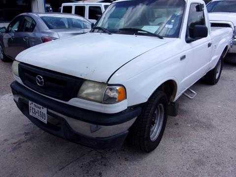 2001 Mazda B-Series Pickup for sale in Houston, TX