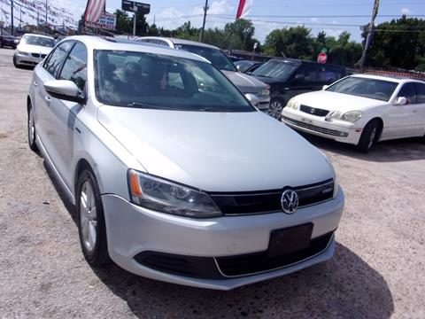2013 Volkswagen Jetta for sale in Houston, TX