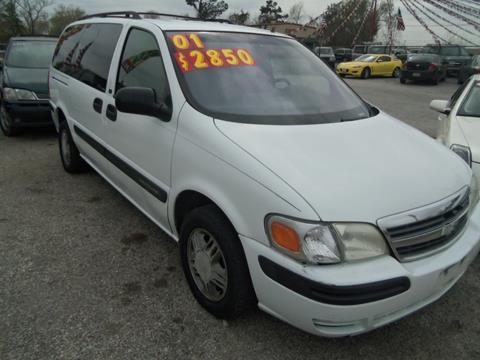 2001 Chevrolet Venture for sale in Houston, TX