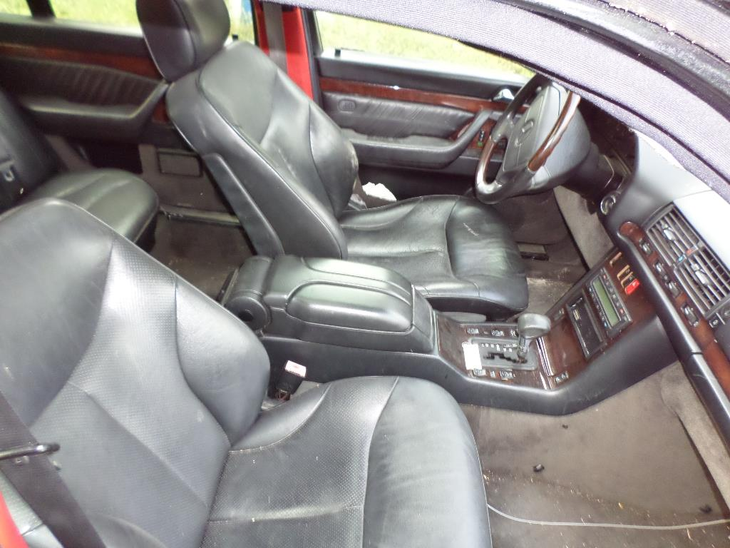 1998 Mercedes Benz S Class S500 4dr Sedan In Houston Tx