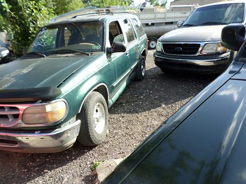 1996 Ford Explorer for sale in Houston, TX
