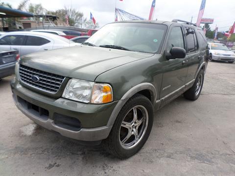 Used 2002 ford explorer for sale in houston tx for Scott harrison motors houston tx