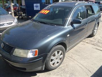 2000 Volkswagen Passat For Sale Houston Tx