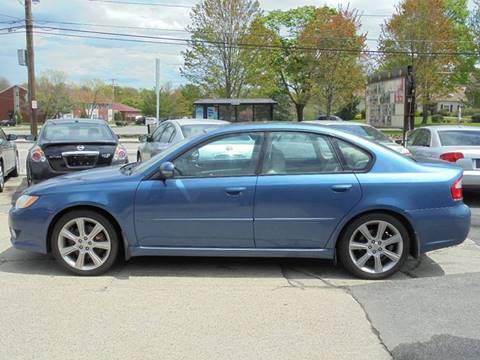 2009 Subaru Legacy for sale in Warren, RI
