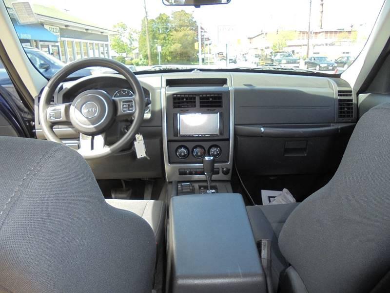 2011 Jeep Liberty 4x4 Sport 4dr SUV - Warren RI