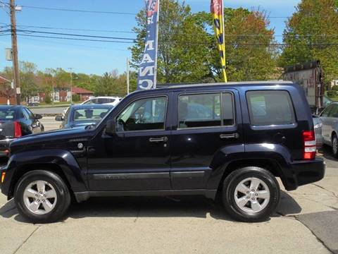 2011 Jeep Liberty for sale in Warren, RI