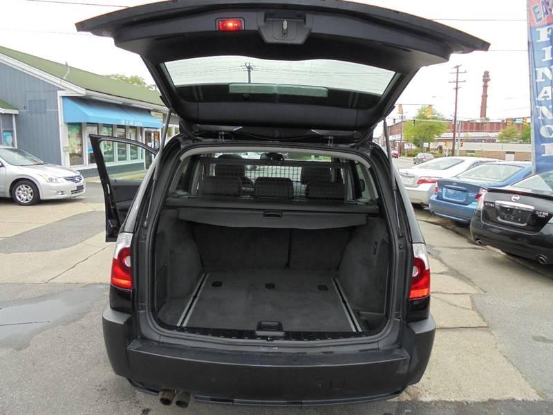 2005 BMW X3 AWD 3.0i 4dr SUV - Warren RI