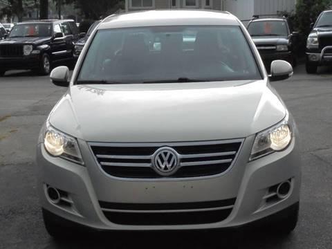 2011 Volkswagen Tiguan for sale in Warren, RI