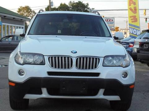 2007 BMW X3 for sale in Warren, RI