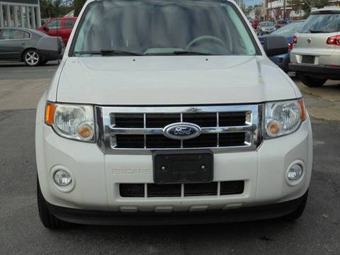 2010 Ford Escape for sale in Warren, RI