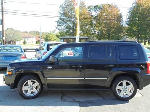 2010 Jeep Patriot for sale in Warren, RI